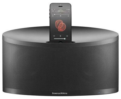 B&W Z2 | Dock Station para iPhone 5 com Apple AirPlay