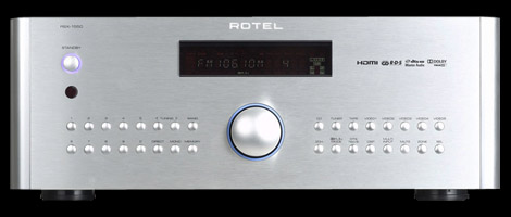 Receivers Rotel - Rotel RSX-1562 Rotel RSX-1550