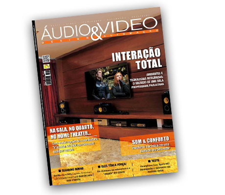 Revista Audio & Video Design 123 - Dagson Sales