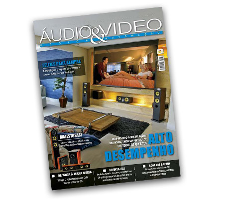Revista Audio & Video Design 130 - Dagson Sales