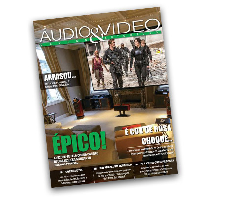 Revista Audio & Video Design 132 - Dagson Sales