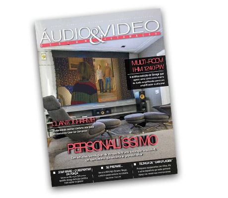 Revista Audio & Video Design 139 - Dagson Sales