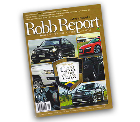 Revista ROBB REPORT - Dagson Sales