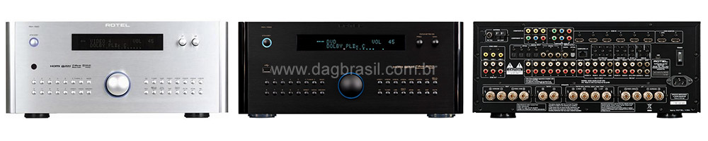 Receiver Rotel RSX 1562