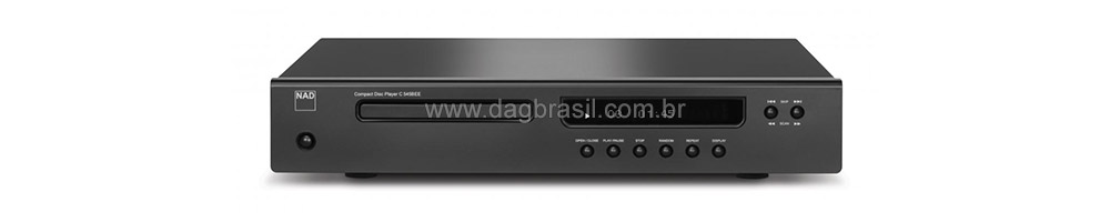 CD Player NAD C 546 Bee